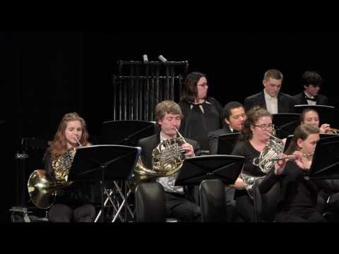 WHS Concert Band  A Shaker Gift Song  432017