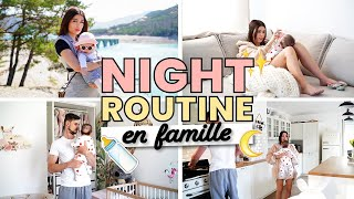Night Routine en Famille 👨‍👩‍👧