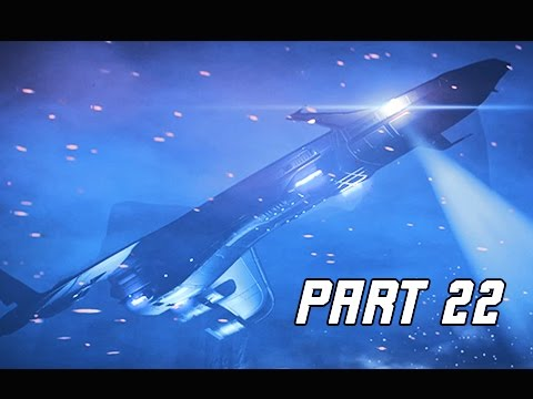 Mass Effect Andromeda Walkthrough Part 22 - PLANET VOELD (PC Ultra Let's Play Commentary)