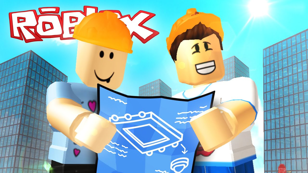 Roblox | Build Battle | DenisDaily VS. Corl! - YouTube