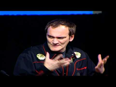 "Quentin Tarantino and Robert Rodriguez talk ""Grindhouse"""