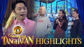 Tawag ng Tanghalan: Ryan is proud of his new bestfriend