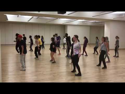 Locking class by AlFunky at NYUAD