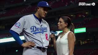 Manny Machado Postgame Interview | Dodgers vs Cardinals