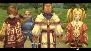 Radiata Stories Boss Goblin Trio