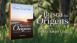 capa de Em Busca das Origens de Tereza Xavier Coito