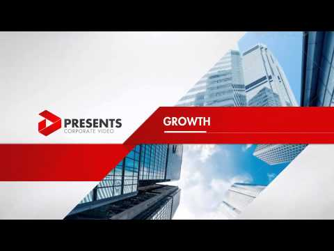 after effects template - clean corporate - youtube, Presentation templates