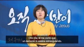 Mi hijo escuchaba y veía demonios, pero Jesús se encontró conmigo : Hyangmi Choi, Iglesia Hanmaum