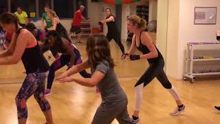 Strong by Zumba Janet Williams