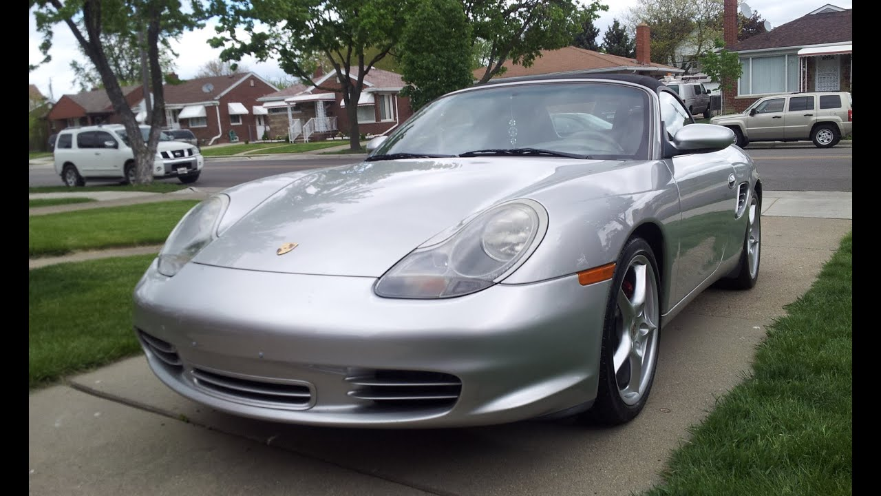 2004 porsche boxster s youtube. Black Bedroom Furniture Sets. Home Design Ideas