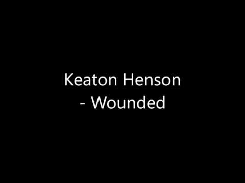 Keaton Henson - Wounded (Lyrics)