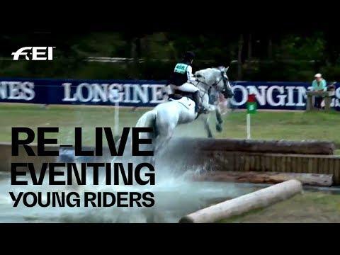 RE-LIVE | Eventing (YR Cross Country) | FEI European Championships CH / J / YR