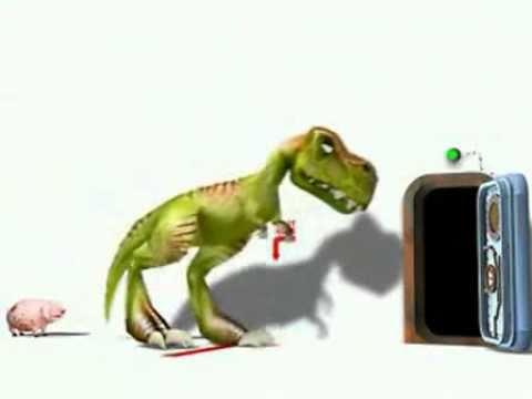 Clip cực ngắn nhưng cực vui - khủng long 2 - Clip.vn.flv