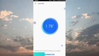 Clean master lite best safety Smart phone software screenshot 4