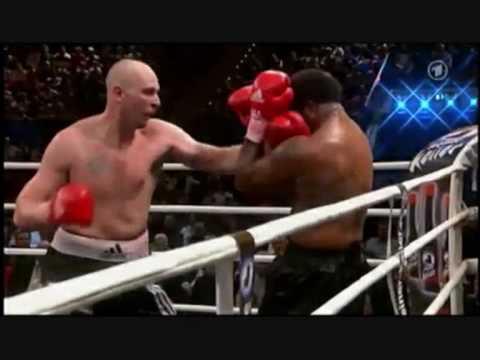 Robert Helenius TKO8 Lamon Brewster highlight