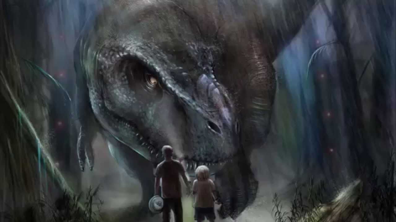 Snap Indominus Rex Vs T Rex Beast Boy By Avispaneitor On