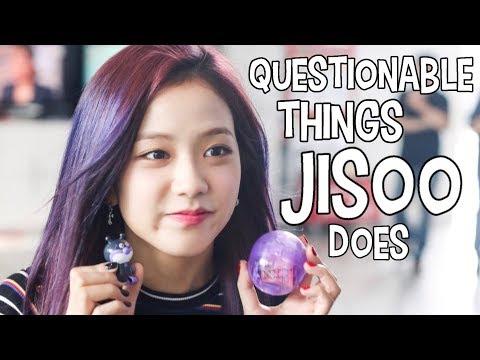 QUESTIONABLE THINGS JISOO DOES (Blackpink)