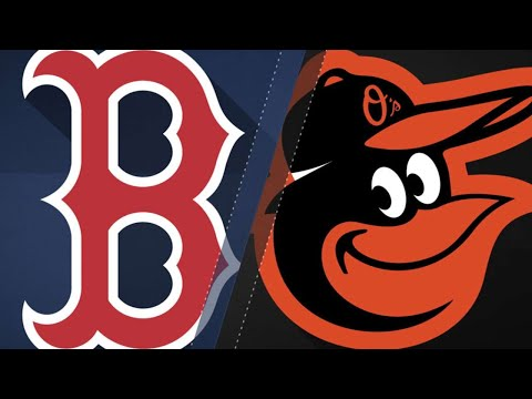 Sox score season-high 19 to surge past Os: 8/10/18
