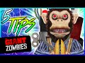 """TOP 5 TIPS You Should Know About """"The Giant Zombies"""" - Black Ops 3 Easter Eggs & Tips! (BO3 Zombies)"""