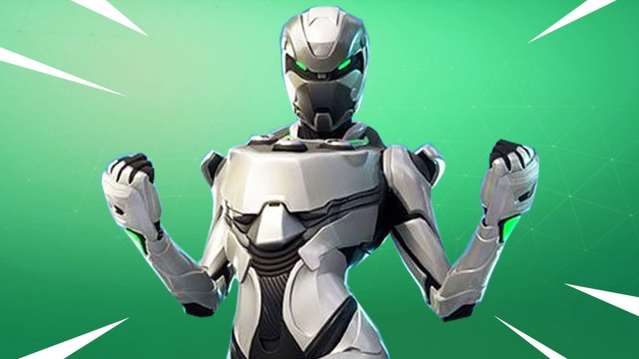 How To Get New Fortnite Eon Skin Youtube