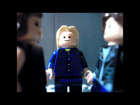 ABBA - Knowing Me, Knowing You In Lego