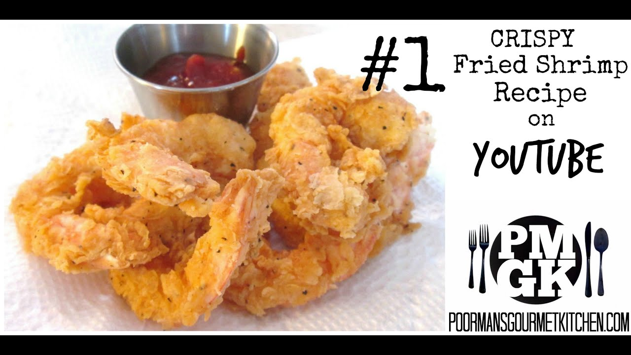 Crispy Fried Shrimp Southern Restaurant Secrets For Home Cooking