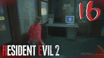 """Resident Evil 2 Remake German Gameplay Part 16 - Endlich alle Medallions! """"Nichts wie Raus!"""""""