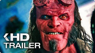 HELLBOY Trailer German Deutsch (2019)