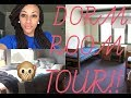 COLLEGE DORM ROOM TOUR! (getting settled, + having a suite)