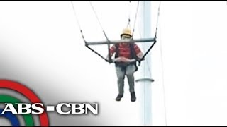 Giant swings and more at adventure park in Pampanga