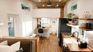 331 Sqft Noyer Tiny House On Wheels By Minimaliste Tiny Houses   Viet Anh Design Home