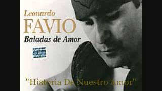 Leonardo Favio - Historia De Nuestro Amor