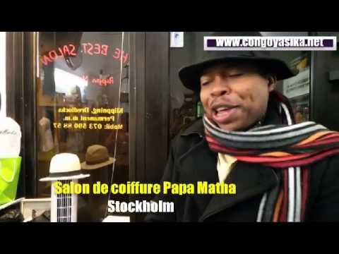 SALON DE COIFFURE PAPA MATHA NA STOCKHOLM(CONGOYASIKA.NET)