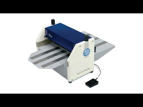Die Cutting Press C-PRESS 440