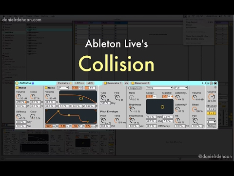 Ableton Live - Collision Overview