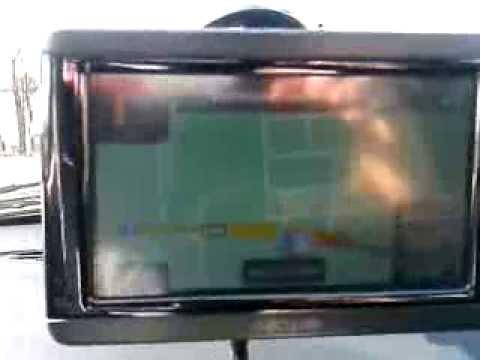 Go Clever GPS with GOCLEVER or IGO software recieves street cameras signal