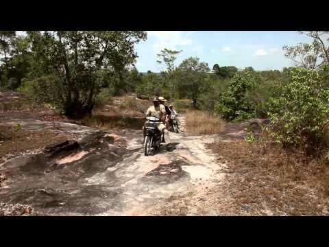 Exploring Mahendraparvata, Cambodia's 'Lost City'