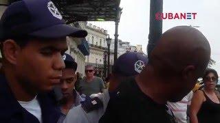 Arresto de opositores en La Habana, Cuba