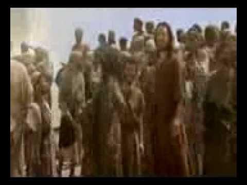 Nabi Musa Membelah Laut