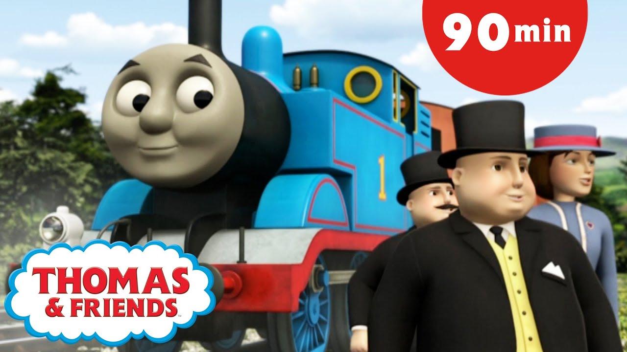 Thomas & Friends™ - Double Trouble 🚂   Thomas the Train   Kids Cartoons