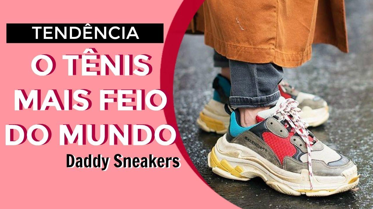 5ade44fb988 O tênis do seu pai está na moda!