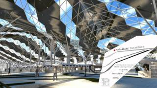 FR-EE Fernando Romero and Foster + Partners to design new international airport for Mexico City