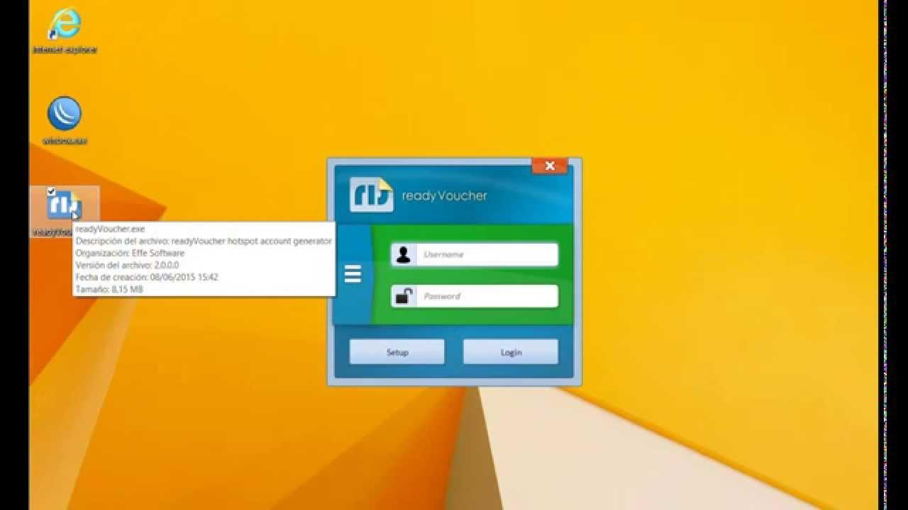 MikroTik readyVoucher HotSpot license (router based)