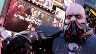 STAR WARS™: The Old Republic™ - Times Square Freeze Mob 12.20.11