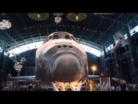 Smithsonian Air and Space Museum (Pt 1) - Air