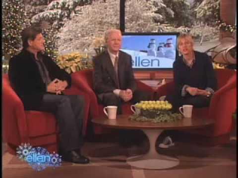 Ellen DeGeneres Show - Ellen learns the Law of Attraction