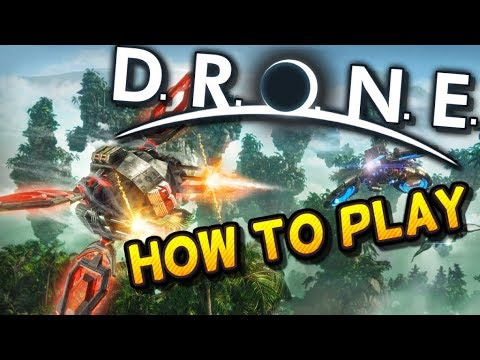 DRONE - How to Play Guide