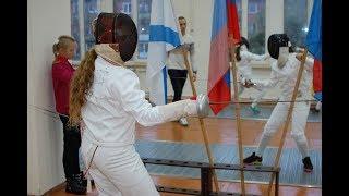Калининградское пятиборье: первый областной турнир по фехтованию среди девушек «Грации клинка»