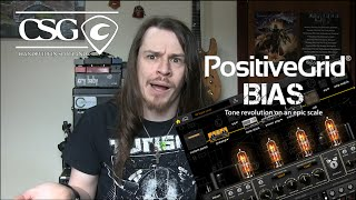 Positive Grid BIAS AMP: Amp Matching Wizardry