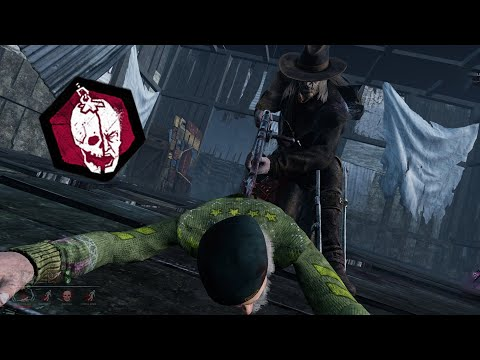 Deathslinger Memento mori gameplay | DEAD BY DAYLIGHT PTB chapter 15